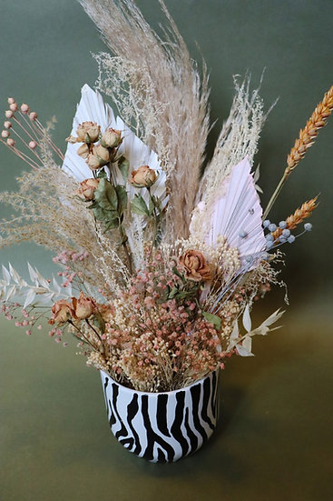 WILD! Pink Vase Arrangement