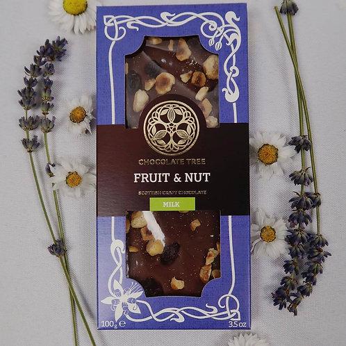 Chocolate Tree - Fruit & Nut