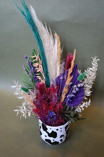 WILD! Colourful Vase Arrangement