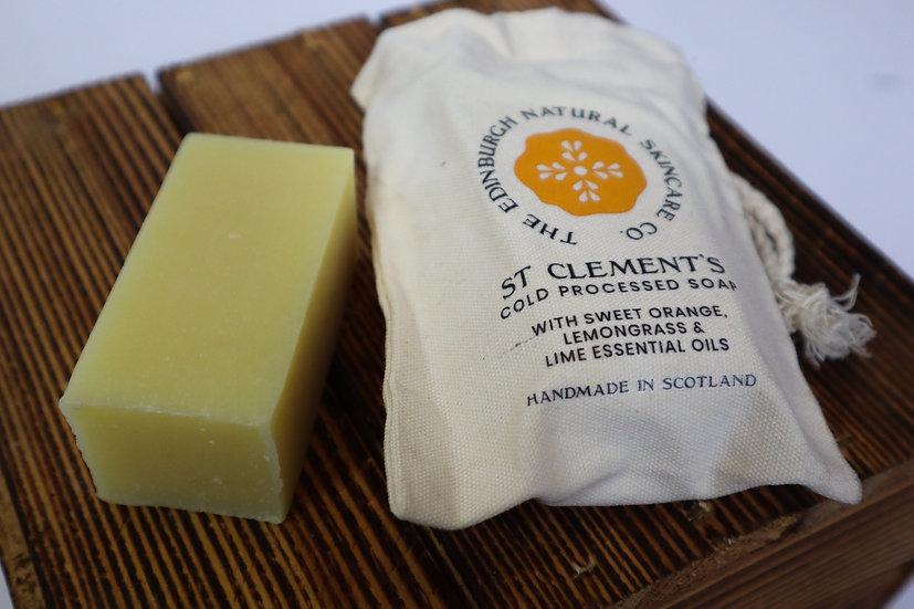 St Clement's Soap