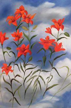 Sky Lillies