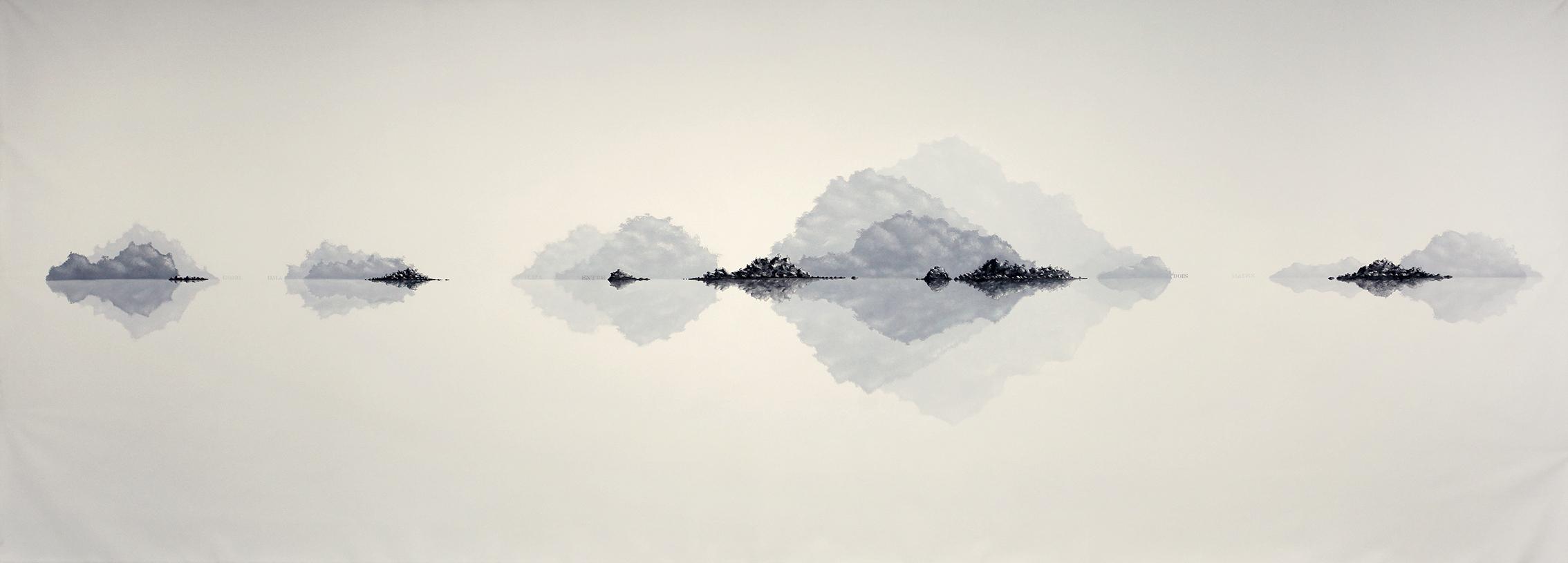 Como uma Ilha entre Dois Mares