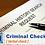 Thumbnail: Criminal Record Check [ by Verbal ]