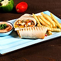 COTTAGE CHEESE WRAP