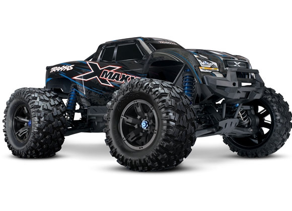 X-Maxx 1/5 Scale RC Truck 8S Version - Brushless