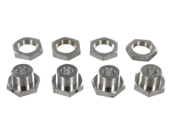 Wheel Hex./Lock Nut M23