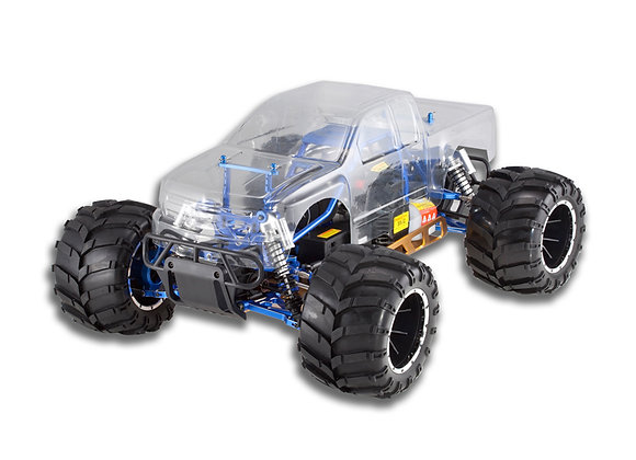 Rampage MT PRO 1/5 Scale Gas Monster Truck