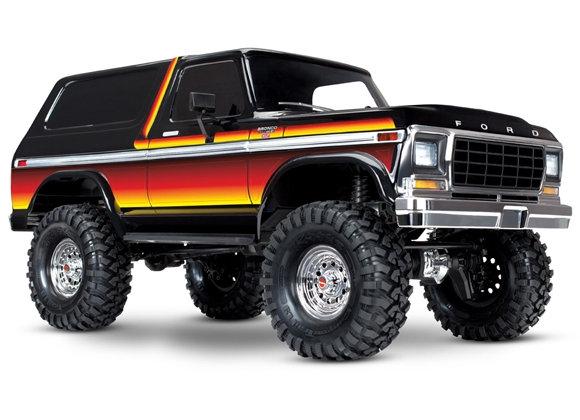 TRX-4 Ford Bronco Trail Crawler