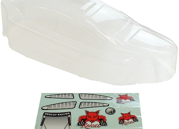 1/8 Buggy Body, Clear