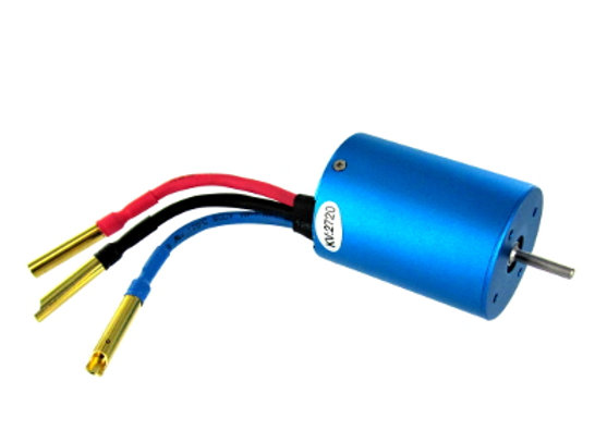 2720kv 540 size brushless motor