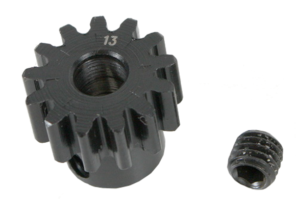 M1.0 Pinion Gear for 5mm Shaft 13T