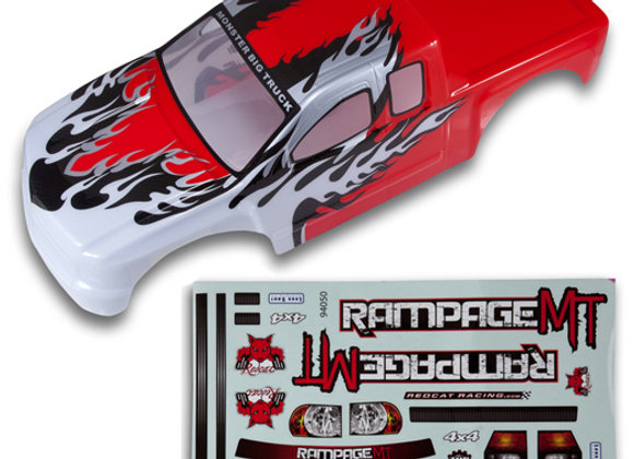 Rampage R/C Body