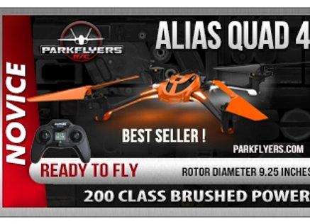 Traxxas LaTrax Alias Quadcopter RTF 2.4GHz TRA6608