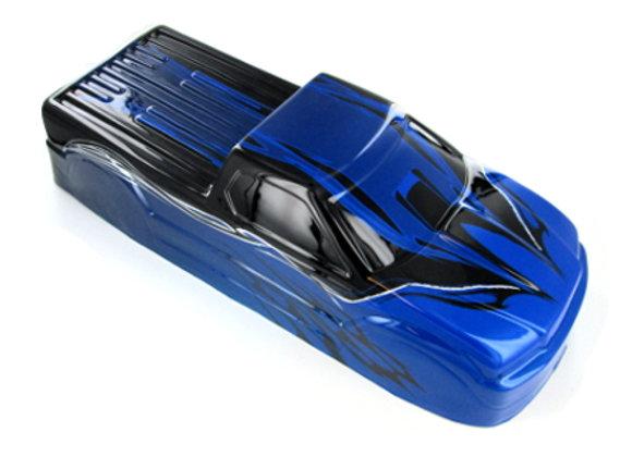 1/10 Caldera Truck Body, Blue and Black