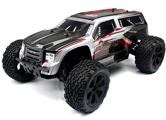 Blackout XTE PRO Brushless 1/10 Scale Electric Monster Truck    Box Damage (A)