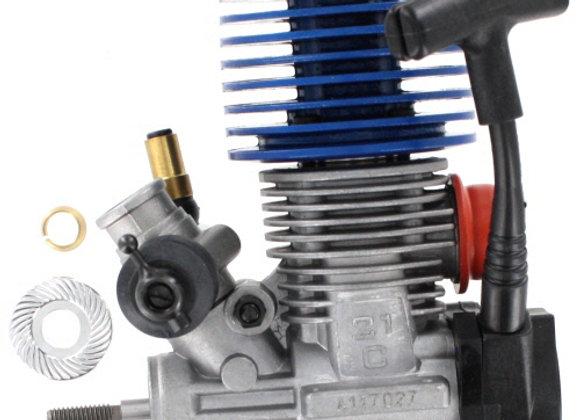 SH .21 Engine w/ threaded crankshaft