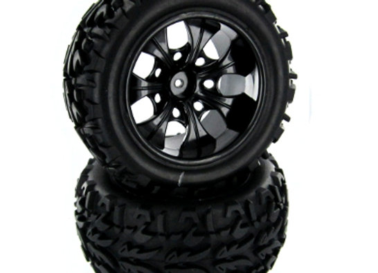 Wheel Complete, 2pcs fits VOLCANO EPX/EPX PRO,VOLCANO S30
