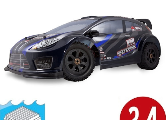 1/5 Scale Gas Rally Car - Blue