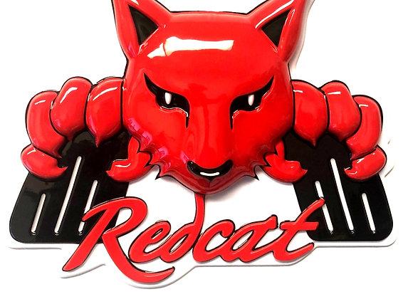 Redcat 3D Sign