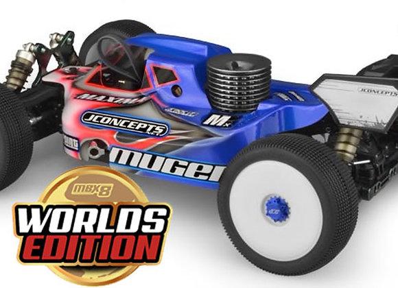 E2025 MBX8 Worlds Edition 1/8 Nitro Buggy Kit Mugen Seiki