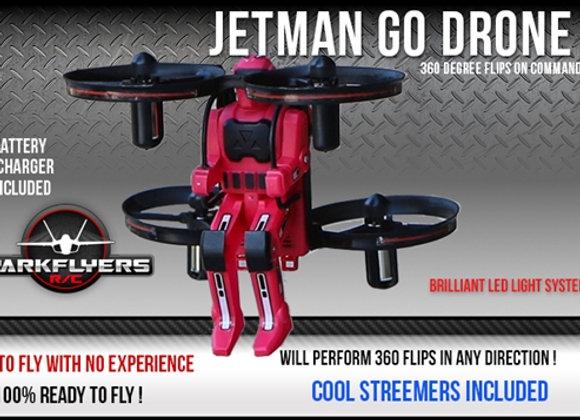 JetMan Go Drone RTF