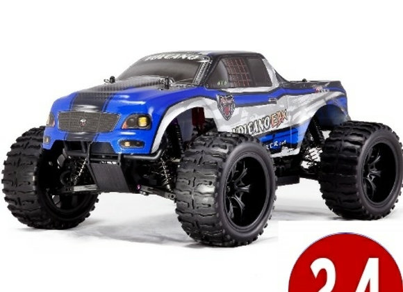 VOLCANO EPX 1/10 SCALE ELECTRIC MONSTER TRUCK