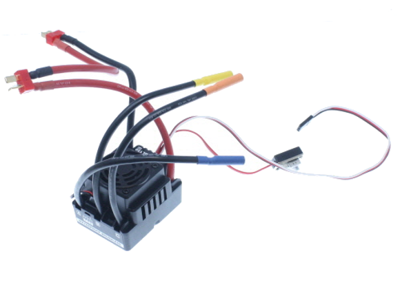 150A ESC  works with Tr-mt8e-v2
