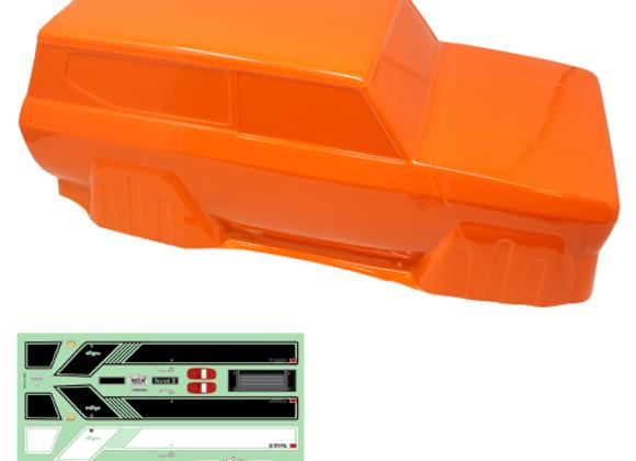 Orange Body (Gen8 Scout II)