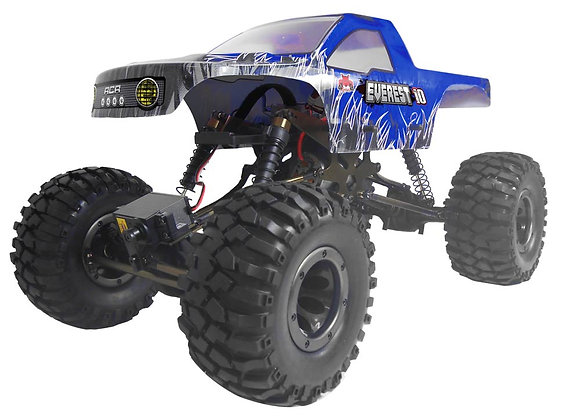 Everest Rock Crawler 1/10 Scale    Box Damage (A) - SD3473