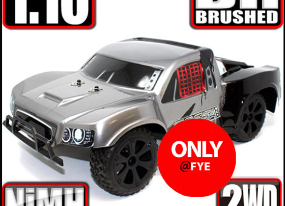 Fossa 1/10 Scale 2WD Electric Short Course Truck