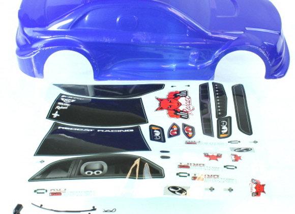 1/10 200mm Onroad Car Body Metallic blue