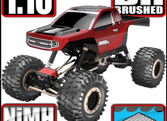 Everest-10 1/10 Scale Rock Crawler    SD3673 - Box Damage (A)