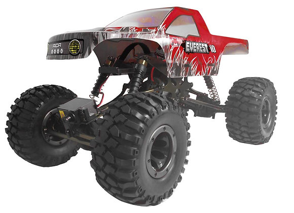 Everest-10 1/10 Scale Rock Crawler    SD3700 - Box Damage (A)