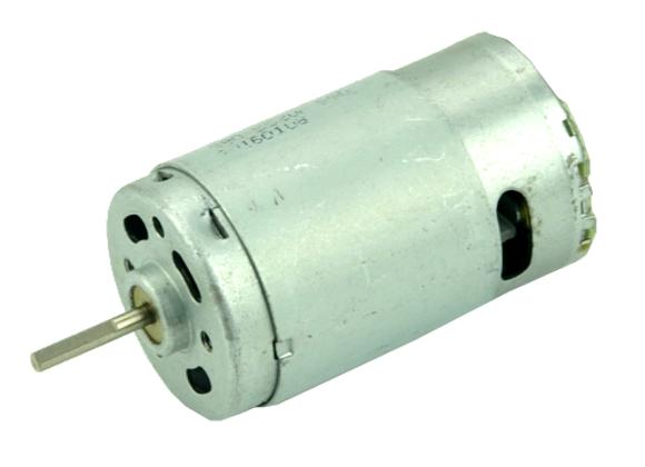 Motor RC390 (Kt12)