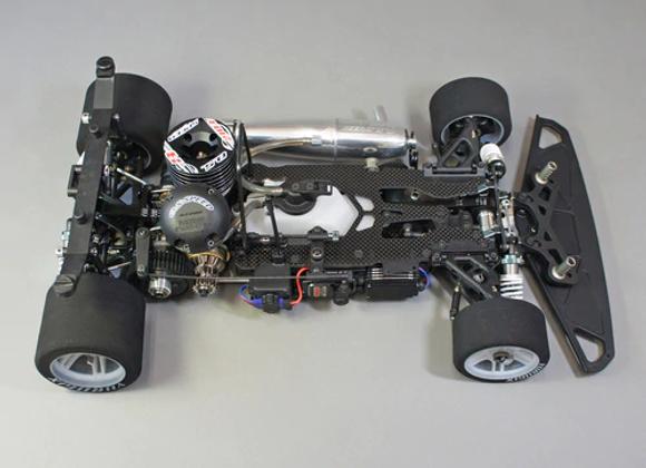 H2007 MRX6R Chassis Kit Mugen Seiki