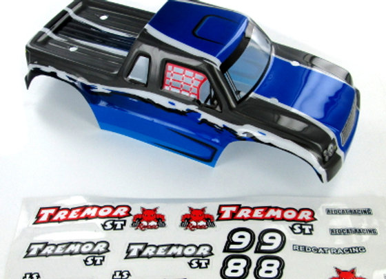 Tremor ST Truck Body, Blue