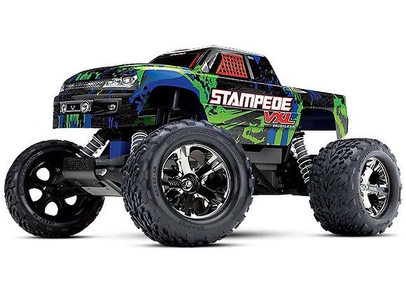 Traxxas 1/10 Stampede VXL 2WD RTR w/TSM