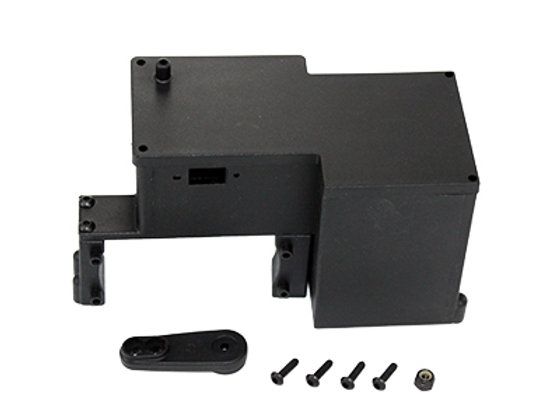 Receiver Box for Dual Steering Servo ~