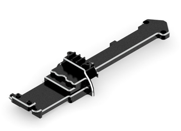 CNC Machined Aluminum Central Linkage Plate