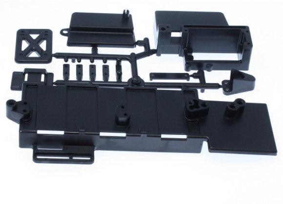 Battery Case & Servo Mount Set
