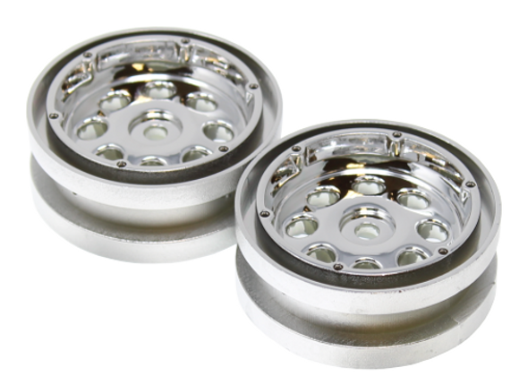 Wheels (2pcs No Beadlocks) fits EVEREST GEN7 PRO,EVEREST GEN7 SPORT,GEN8 SCOUT I