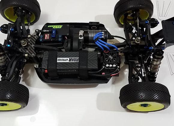 2019 SOAR Seiki Racing 998E TD1R.2 1/8 Pro E-Buggy Kit  [SSRS9981707-EB]