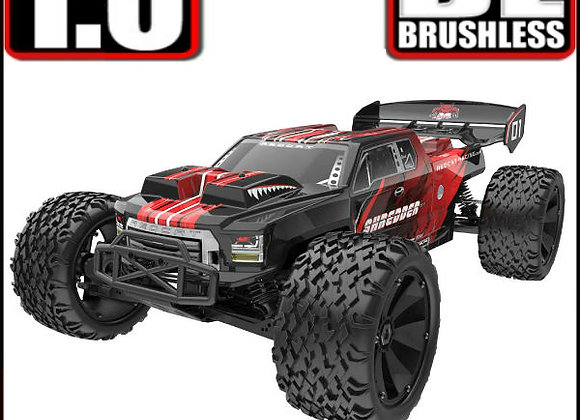 SHREDDER - 1/6 SCALE TRUCK - BRUSHLESS ELECTRIC  - NO BATTERY & NO CHARGER
