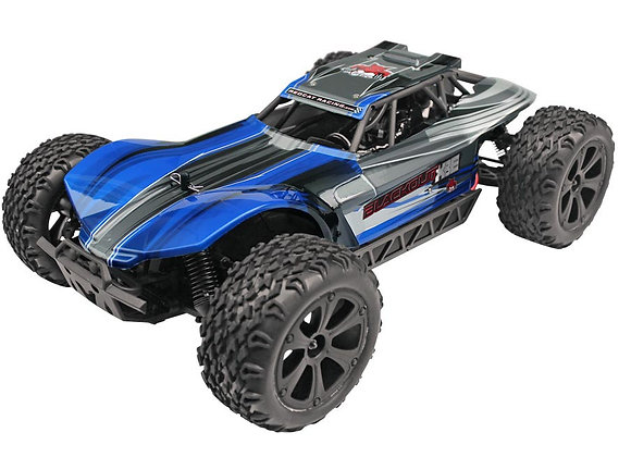 BLACKOUT™ XBE 1/10 SCALE ELECTRIC BUGGY (blue)