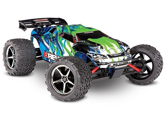 71054-1 - E-Revo�: 1/16 Scale 4WD Electric Racing Monster Truck.