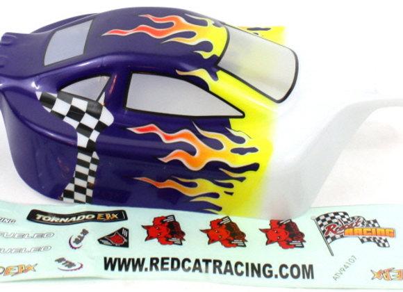 1/10 Buggy Body Purple Flame