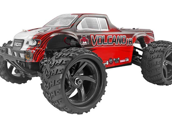 1/18 Scale Electric Monster Truck - Red