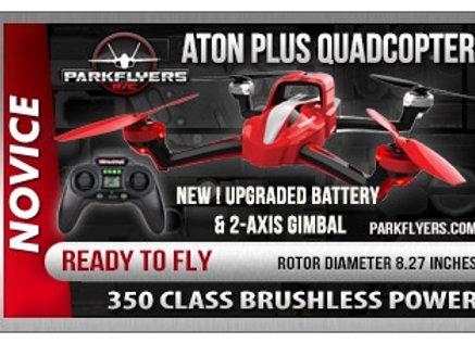 Aton Plus Quadcopter 5000mAh LiPo 2 Axis Gimbal