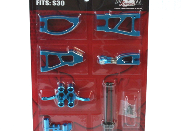 Volcano S30 Pro hop up kit (New version) (Blue)