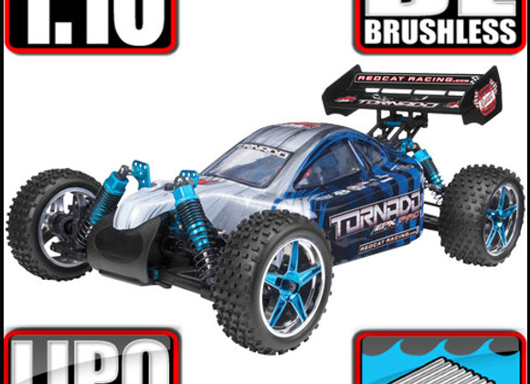 Tornado EPX PRO 1/10 Scale Brushless Buggy    SD3695 - Box Damage (A)